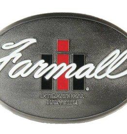 WEX Farmall International Harvester Belt Buckle