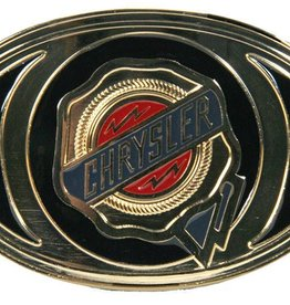 Western Express Chrysler Trademark Buckle