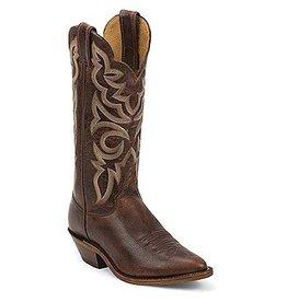 Justin Boots Women's Justin Cognac Damiana Bent Rail Boots (Reg $210.95 NOW 25% OFF)