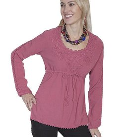 Scully Sportswear, INC Scully Front Tie Shirt - SALE $20