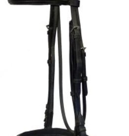Smith Worthington McBride Raised Padded Bridle (Reg $89.95 NOW 40% OFF)
