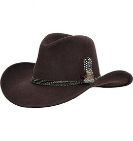 Outback Trading Company LTD Outback Shy Game Crushable Wool Hat