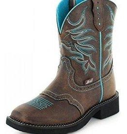 Justin Western Women's Justin Chocolate Puma Gypsy Boot