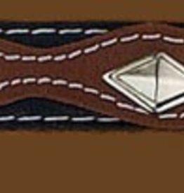 WEX Hat Band Diamond Shape Concho
