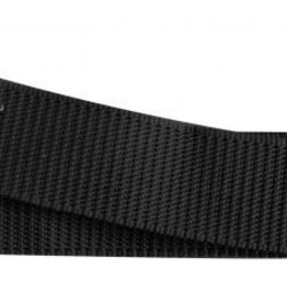 Showman Showman Nylon Tie Strap Black Std