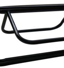 Showman Showman Heavy Duty Saddle Rack Black Large