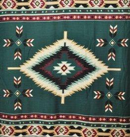 "Western Express Fleece Blanket - Desert Lodge, 50""x60"""