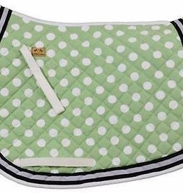 JPC Equestrian Equine Couture Emma AP Saddle Pad