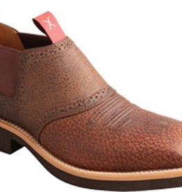 Twisted X, Inc Men's Twisted X Cow Dog Brown Boots - Reg. $124.95 @ 25% OFF!