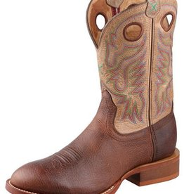 "Twisted X, Inc Men's Twisted X Stockman 11"" Copper/Hazel Boots - Reg $179.95 @ 20% OFF!"