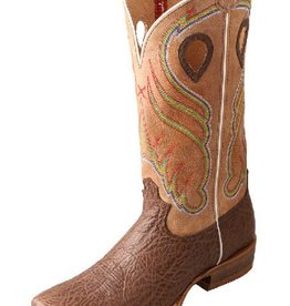 "Twisted X, Inc Men's Twisted X Ruff Stock 13"" Western Boots"