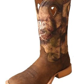 Twisted X, Inc Men's Twisted X Ruff Stock Boots