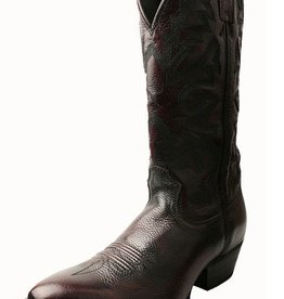 "Twisted X, Inc Men's Twisted X Western 13"" Brushed Burgandy Boots"