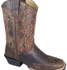 Smoky Mt Boots Smoky Rialto Western Boots Brown 2
