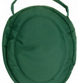 Intrepid International High Spirit Lined Hat Bag Hunter Green