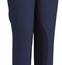 JPC Equestrian Kids Ribb Lowrise Breeches denim 8