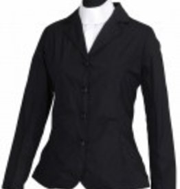 JPC Equestrian Women's Raleigh English Show Coat, Black, 12 LD - $99.95 @ 50% OFF!