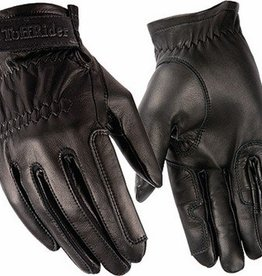 TuffRider Leather Show Glove black 6