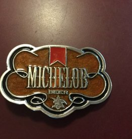 Michelob Beer Buckle