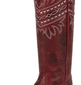 Tony Lama Women's Tony Lama Red Baja Boots - Reg. $224.95, Now On Sale