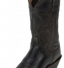 Justin Western Women's Justin Torino Black Boots (Reg $174.95 NOW $40 OFF!)