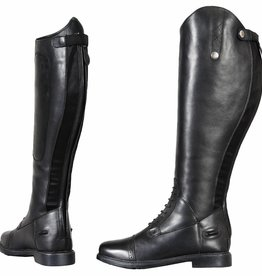 JPC Equestrian Women's TuffRider Plus Rider Field Boot Black