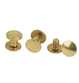 Weaver Chicago Screws Brass