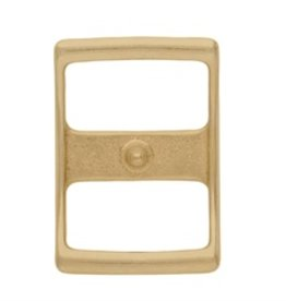 "Conway Buckle Brass - 1 1/2"". x"