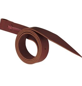 "Weaver Leather Company Weaver Leather Cinch Strap Burgandy 1-1/2"" x 60"""