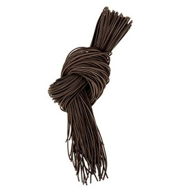 Weaver Leather Company Weaver Leather Laces Chocolate 1/8x72