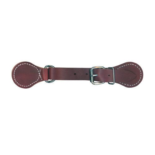 """Action Action 1"""" Leather Spur Straps med oil 1"""