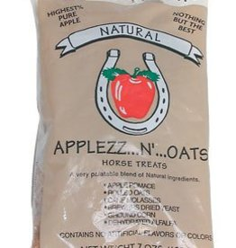 Applezz N-Oats Horse Treats  7 oz