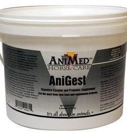 RJ Matthews AniMed AniGest Digestive Enzyme and Probiotic - 5LB