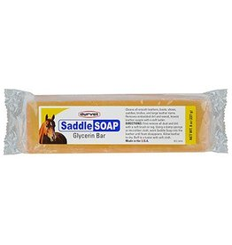 Durvet Glycerine Saddle Soap bar 8oz