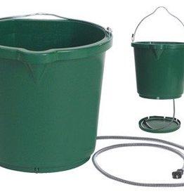 RJ Matthews Heated Flat Back Bucket green 5 Gal