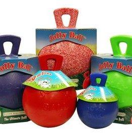 """Jolly Ball Tug N Toss, blue - 6"""""""