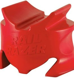 RJ Matthews Rail Razer White 4 Pack