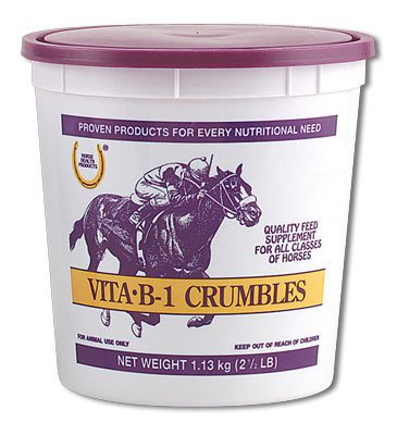 Horse Health Products Vita B-1 Crumbles - 2.5 lbs