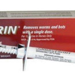 RJ Matthews Zimecterin Paste Wormer Dewormer - 6.08 g