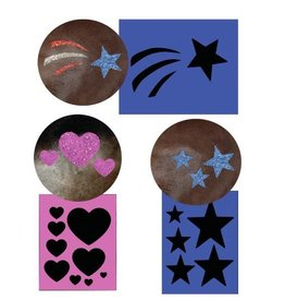 English Riding Supply Twinkle Stencil Kit