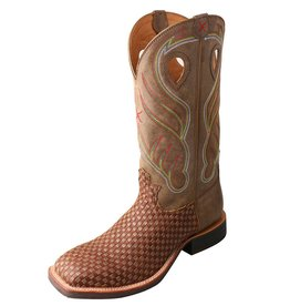 Twisted X, Inc Men's Twisted X Ruff Stock Western Boots