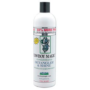 Cowboy Magic Detangler & Shine - 16oz