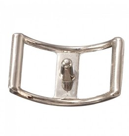 Tough-1 Conway Buckle Nickle Plate - 1""