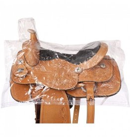 JT International Western Saddle Cover - Clear
