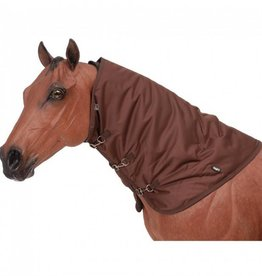 JT International Tough 1 Waterproof Neck Cover - Brown, Small (60-66)