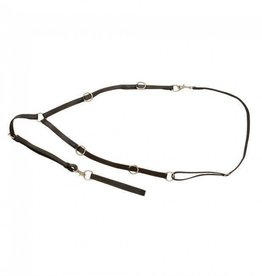 JT International Training Martingale - Dark Oil, Horse