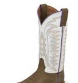 Justin Boots Justin Kids' Brown Tack Bentrail Boot