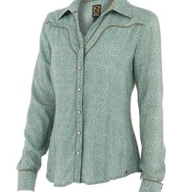 Noble Outfitters Women's Noble Lil Bit Country Blouse