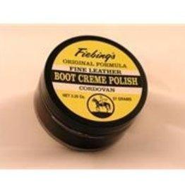 Fiebing's Boot Creme Cordovan - 2.25 oz