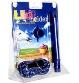 Likit Holder (No Refill), Blue, Std Size